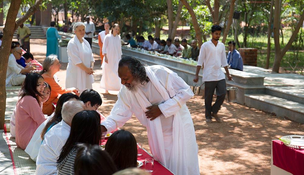 Care of Guruji Sri Vast in angels path