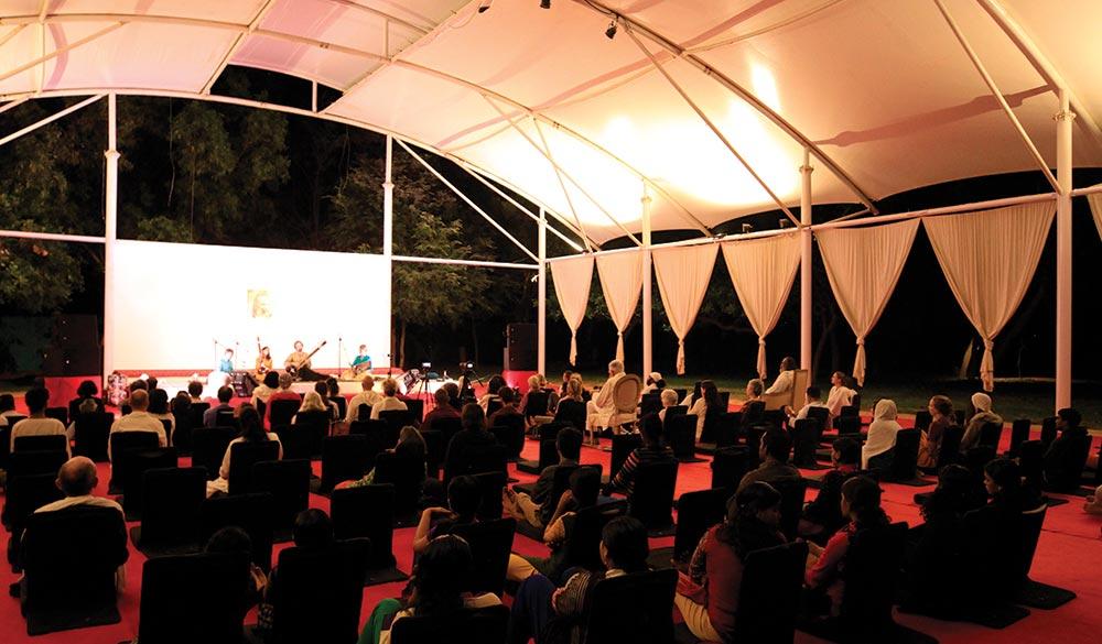 Concert Hall Sri Vast Center
