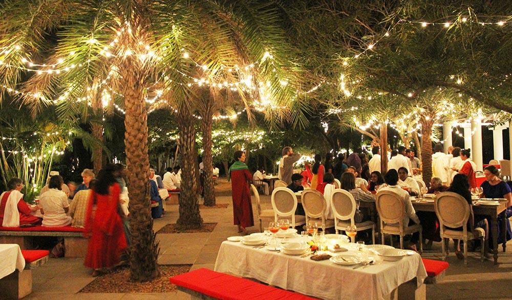 Dinner Celebration - Sri Vast Center India