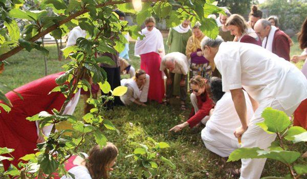 Ecology and Spirituality inner growth Sri Vast center