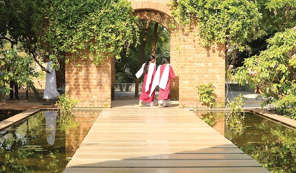Gardens Sri Vast Center mindfulness