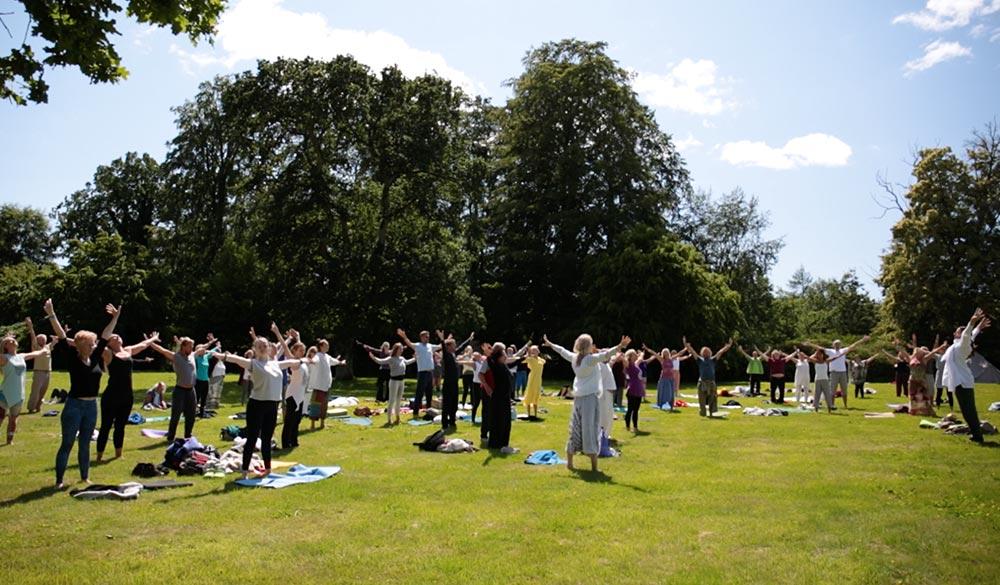 Inner Yoga Sri Vast Center Sweden