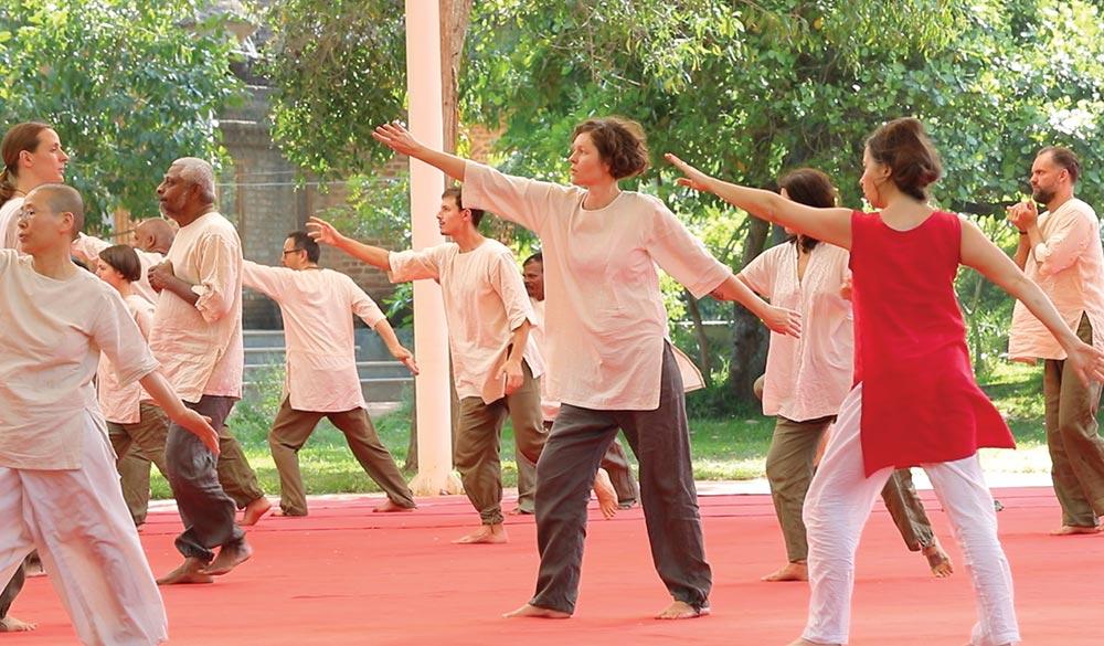 Meditation Inner Yoga Pranayama Sri Vast Center