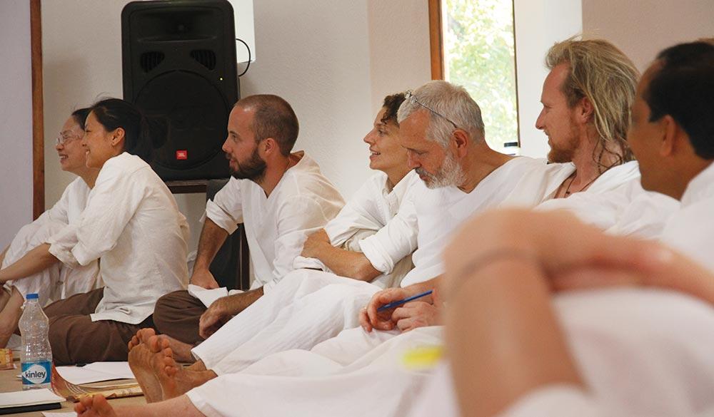 Meditation yoga self realization sri vast retreat