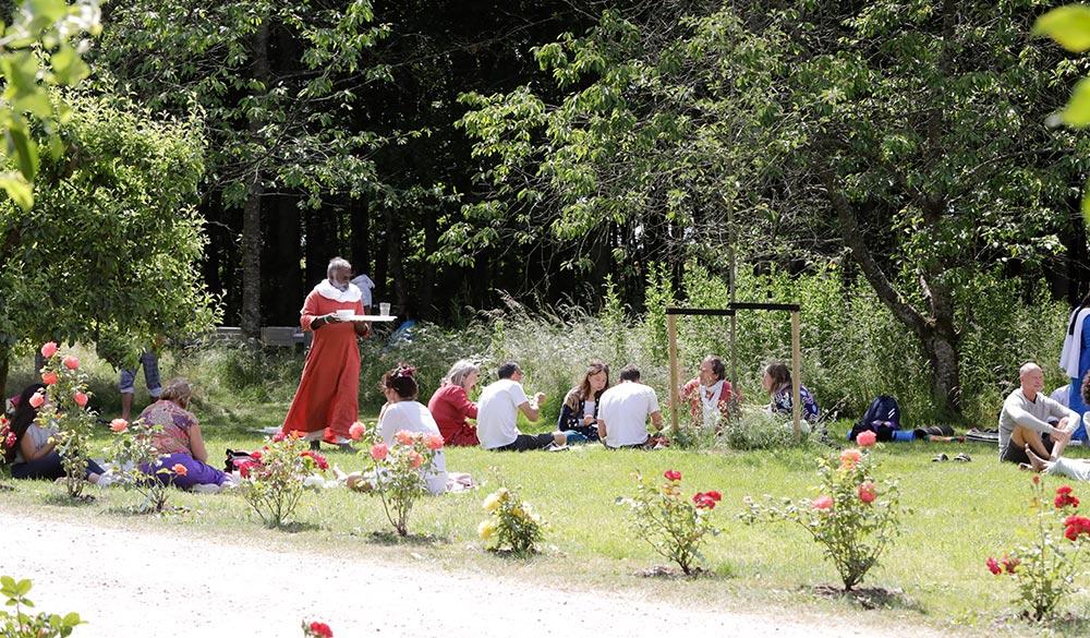 Parks in Sri Vast Center Sweden