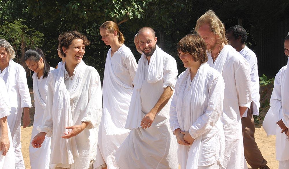 Retreat Enlightenment Self transformation