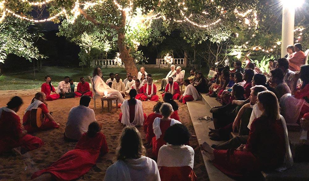 Spirituality Retreat Sri Vast Center