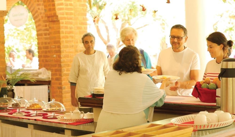 Sri Vast Center Cafe