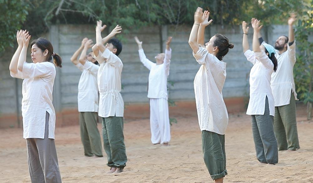 Yoga Meditation Liberation Sri Vast Center
