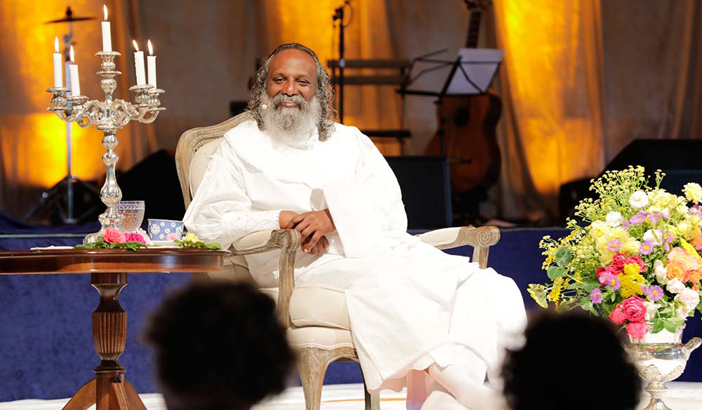 Encounter-the-Master,-Satsang-in-Sweden