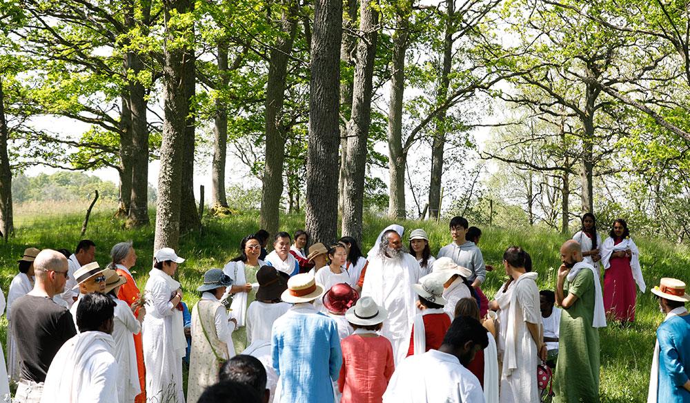 International-retreat-with-Guruji-Sri-Vast-Sweden