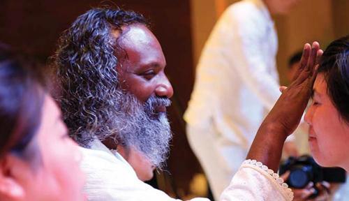 guruji blessing