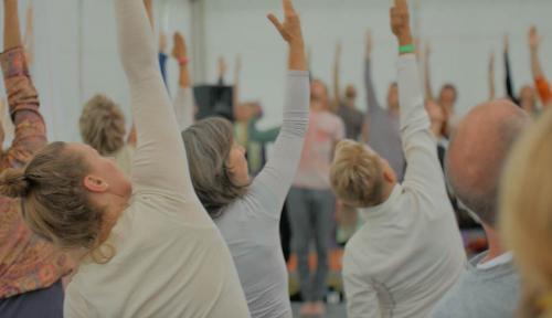 in yoga mela