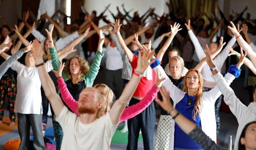 joy in yoga mela