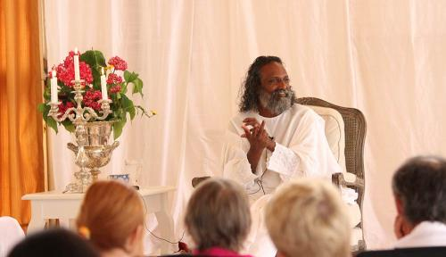 the flow of satsang